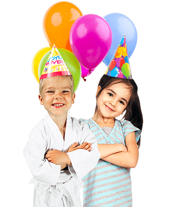 Martial Arts Moorpark Karate & Krav Maga - Birthday Parties